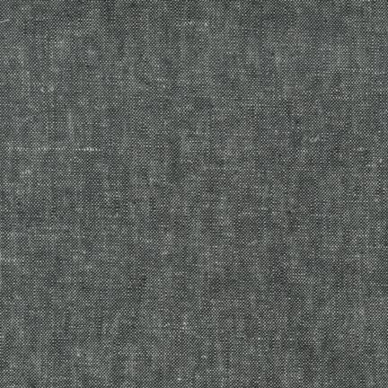 Brussels Washer Yarn Dyed Linen/Rayon - Black 52