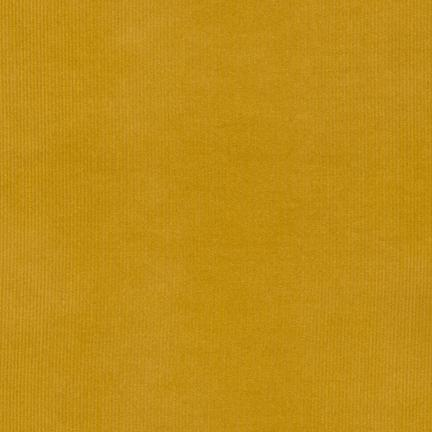 Corduroy 21 Wale GINGER 100% COTTON