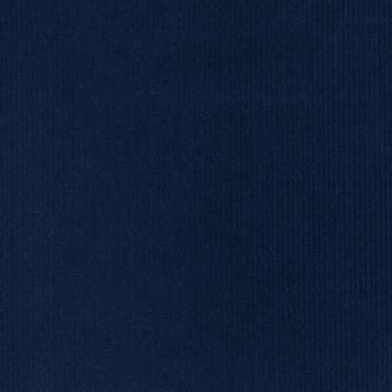 14 Wale Cotton Corduroy - Navy