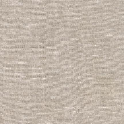 Essex Wide Linen Cotton Blend Flax 1143
