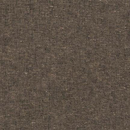 Essex Yarn Dyed ESPRESSO 55% LINEN 45% COTTON