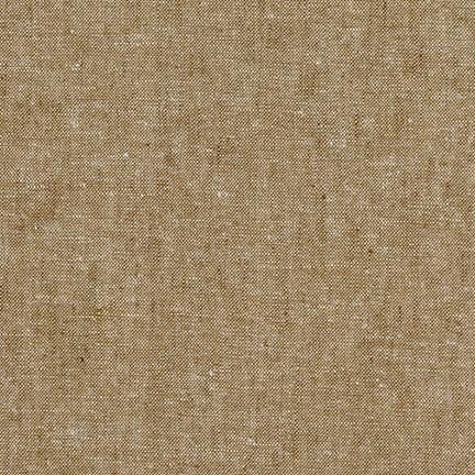 Essex Yarn Dyed TAUPE 55% LINEN 45% COTTON