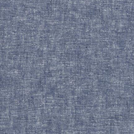 Essex Yarn Dyed DENIM 55% LINEN 45% COTTON