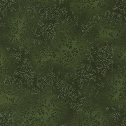 Robert Kaufman Fusions #7 ETJ-5573-44 FOREST