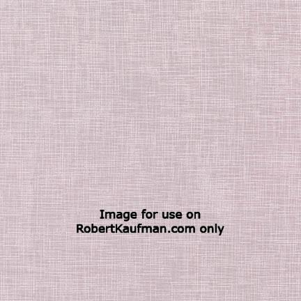 Robert Kaufman - Quilter's Linen IRIS 100% COTTON