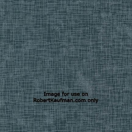 Robert Kaufman - Quilter's Linen SMOKE 100% COTTON