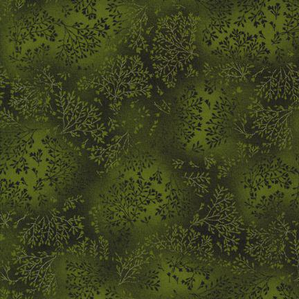 Fusions® 5573 OLIVE 100 % COTTON
