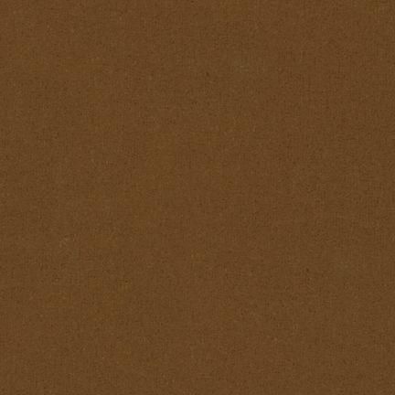 Flannel Solid Cocoa