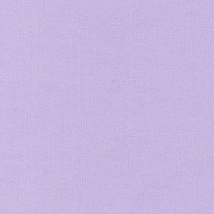 Flannel Solid LILAC 100% COTTON