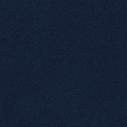 Flannel Solid NAVY 100% COTTON