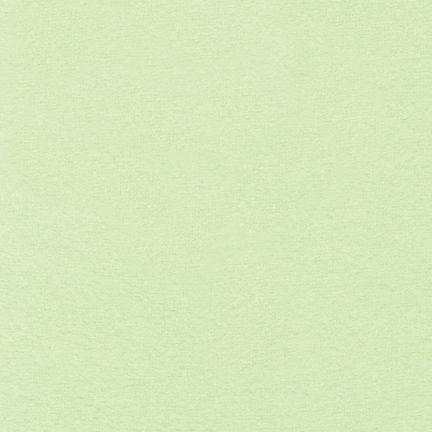 Flannel Solid SAGE 100% COTTON