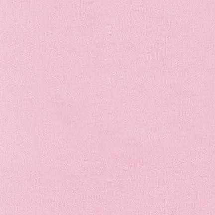 Cotton Flannel Solid BABY PINK
