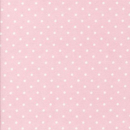 RK Cozy Cotton ROSE Dot Flannel FIN 9255 97