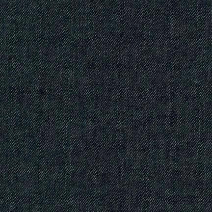 Indigo Denim 8 Oz BLACK WASHED