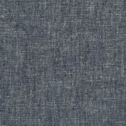 Linen Indigo Chambray INDIGO 100% LINEN