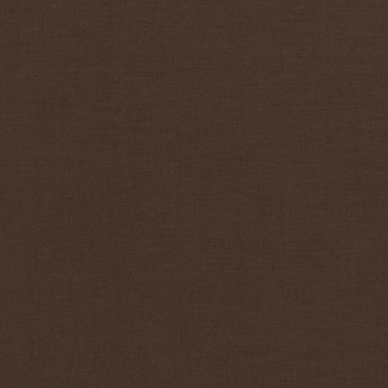 Kona Cotton - Chocolate - K001-1073