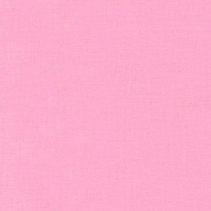 Kona Cotton Medium Pink