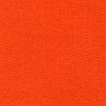 Kona Tangerine Solid