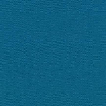 Kona Cotton TEAL BLUE 100% COTTON