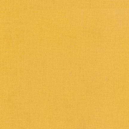 Kona Cotton Solid Fabric - Curry K001-1677 - by Robert Kaufman