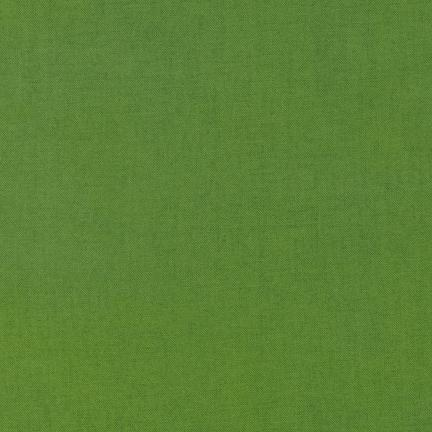 Kona Cotton GRASS GREEN 100% COTTON