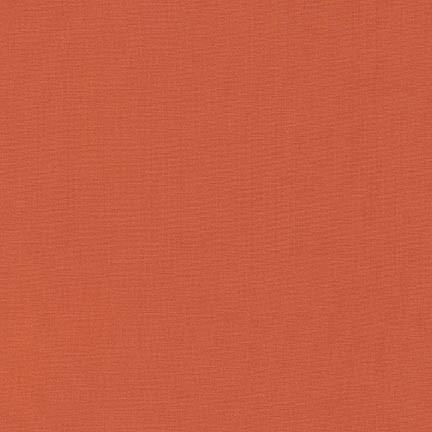 Kona Cotton TERRACOTTA 100% COTTON