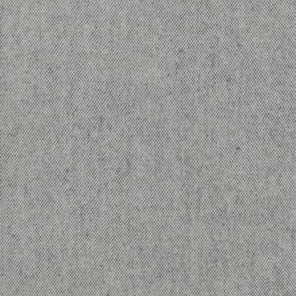 Robert Kaufman - Shetland Flannel - 14770 - Grey