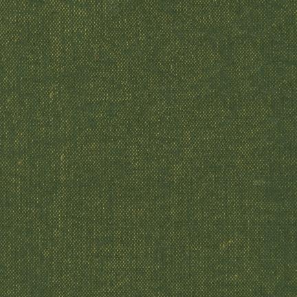 Shetland Flannel in KALE from Robert Kaufman