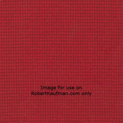 Shetland Flannel RED