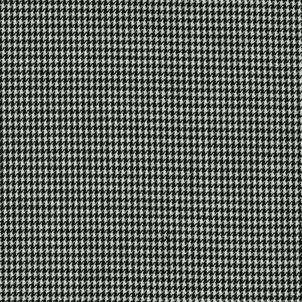 Houndstooth WP 2551 1 Black