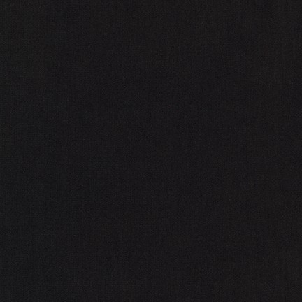 A165-1019 Ponte Solid Black