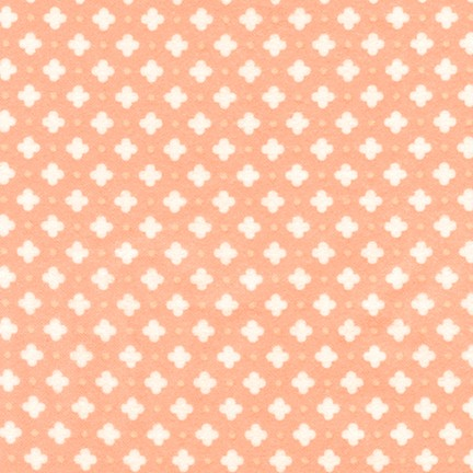 Fleurie Clovers BLOSSOM Flannel