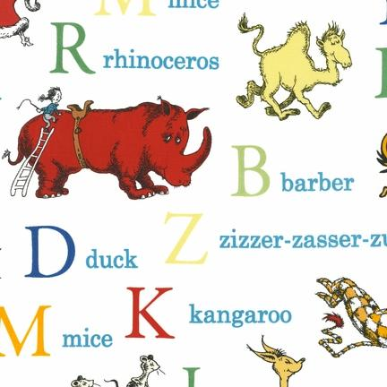 ABC by Dr Suess