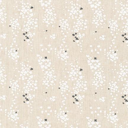 Driftless Natural Cotton/Linen Fabric