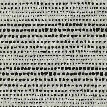 Robert Kaufman AFH-19020-184 CHARCOAL Linen/Cotton