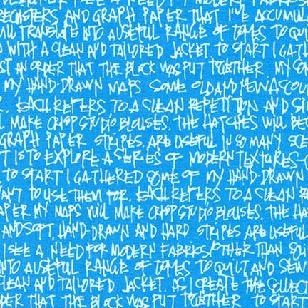 Architextures AFRX-18144-391 Paris Blue - Wide Backing