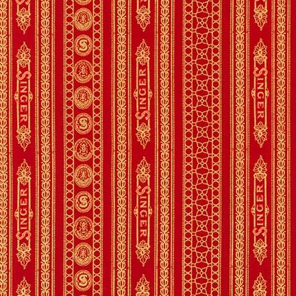 Singer - AGZM-17846-3 RED