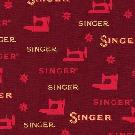 Singer AGZM-17849-3 RED