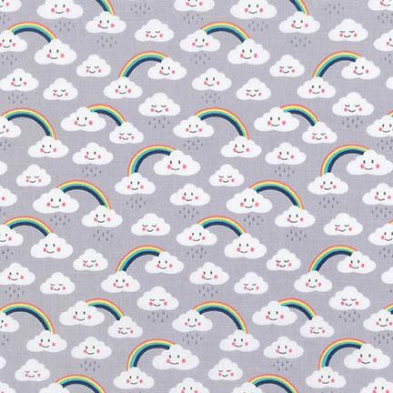 Daydreamer Rainbow GREY