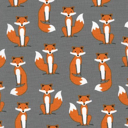 Fabulous Foxes Slicker by Andie  Hanna