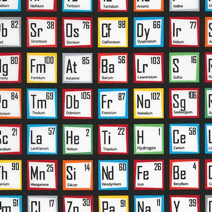 Periodic Table of the Elements - 14736-205