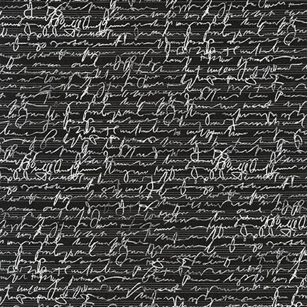 Chalk and Charcoal Script BLACK