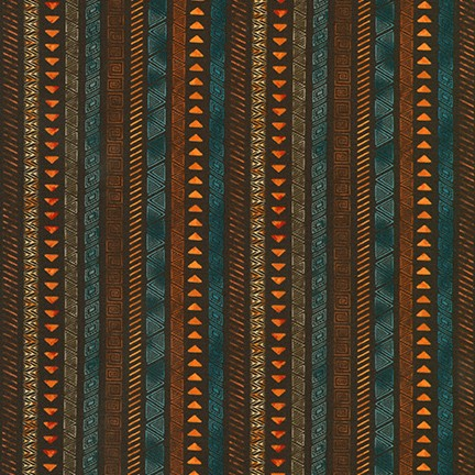First Nations Prints - Stripes