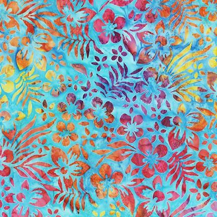 Batik Hibiscus