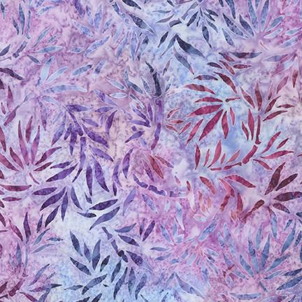 Purple Bamboo Batik