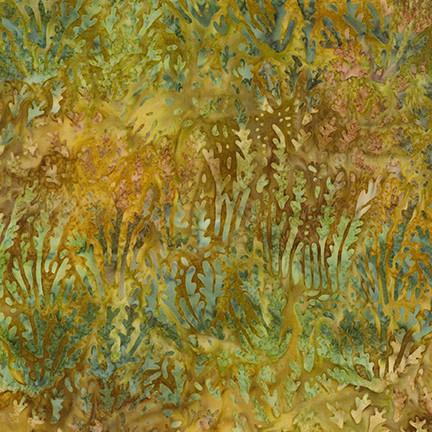 Meadow Golden Batik