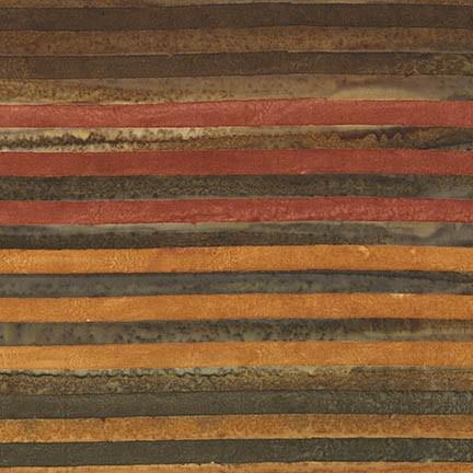 Elementals CHESTNUT Stripe