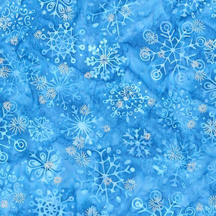 SNOWFLAKES 2 - GLACIER - 16842 217