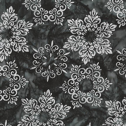 Snowflakes 2 AMDM-16844-186 Silver