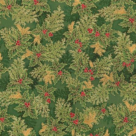 Holiday Flourish 11 Holly 17340-240